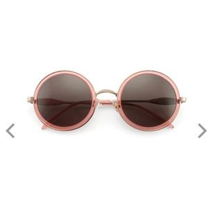 Wildfox Ryder Sunglasses in Rosewater